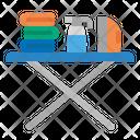 Ironing Board Housework Icon