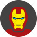 Ironman Head Comics Avatar Iron Man Icon