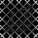Irregular Box Irregular Box Shape Shape Icon