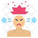 Irritability Icon
