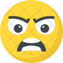 Irritated Icon