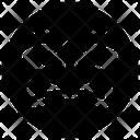 Irritated Emoji Icon