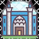 Isfahan Mosque Abbasi Mosque Royal Mosque Icon