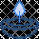 Islam Ramadan Candle Icon