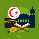 Islam Day Celebrations Icon