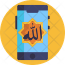 Ramadan App Smartphone Icon