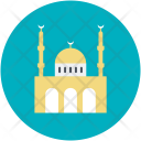 Islamic Mosque Building Icon