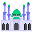 Holy Place Religious Building Mosque Icon