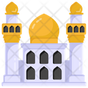 Holy Place Religious Place Mosque Building Icon