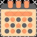 Calendar Islam Date Icon
