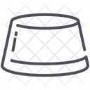 Cap Hat Head Wear Icon