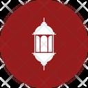 Islamic Decoration Festival Lamp Icon