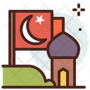 Islamic Flag Islamic Ensign Muslim Flag Icon