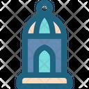 Lamp Lantern Islamic Icon