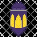 Arabic Lantern Ramadan Fanous Islamic Lantern Icon