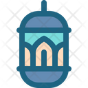 Islamic Lantern Icon