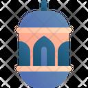 Lantern Islamic Islam Icon