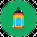 Islamic Lantern Lantern Lamp Icon