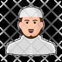 Ramadan Islamic Man Islam Icon