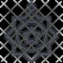 Islamic Ornament Icon