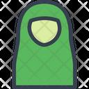 Islamic Woman Icon