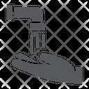 Islamic Wudu Hand Icon