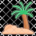 Island Islands Beach Icon