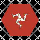 Isle Of Man Icon