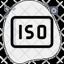 Iso Iso Mode Isometric Icon