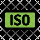 Iso Isometric Mode Icon