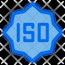 Iso Mode Photo Icon