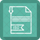 Iso File Format Icon