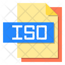 Iso File File Type Icon