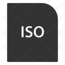 Iso File Extension Icon