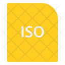 Iso Extension File Icon