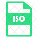 Iso File Iso File Icon