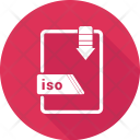 Iso file Icon