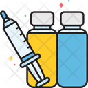 Misolate Isolated Injection Icon