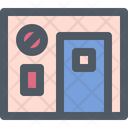 Isolation Room Icon