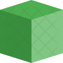 Isometric cube Icon
