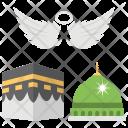 Isra And Miraj Icon