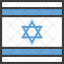 Israel Asian Country Icon