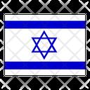 Israel Flag Flags Icon