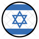 Israel Nation Country Icon