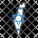 Israel Star David Icon