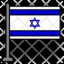 Israel Country Flag Flag Icon