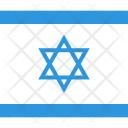 Israel Flag World Icon