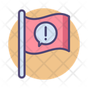 Issue Flag Icon
