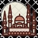 Istanbul Monuments City Icon