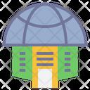 It City Smart City Globe Icon